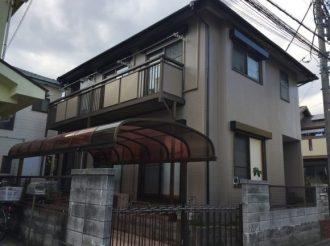 屋根・外壁塗装/一部外壁張り替え工事(遮熱フッ素&ピュアアクリルプラン)