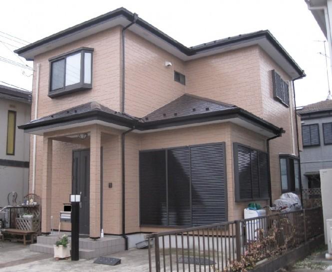 【修正】屋根・外装塗装工事