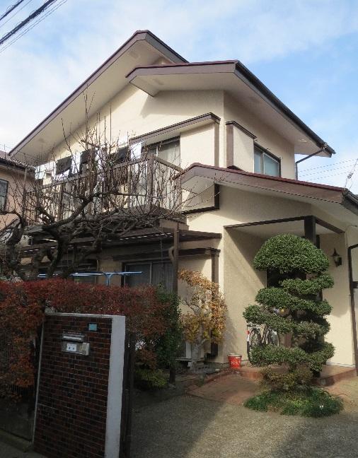 屋根・外壁塗装工事厚木市戸室 M様邸