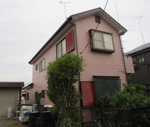 屋根・外壁塗装工事厚木市船子 M様邸
