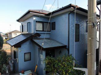 屋根・外壁塗装/棟板金交換工事(遮熱ハイクラスシリコンプラン)