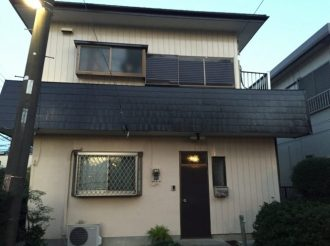 屋根・外壁塗装工事(シリコンプラン)