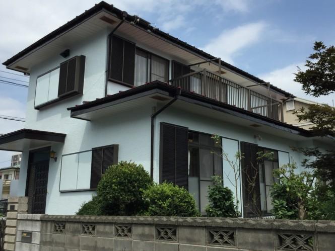 屋根・外壁塗装/雨樋交換工事(ハイクラスシリコンプラン)