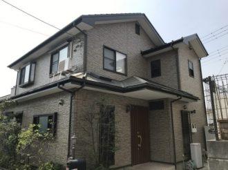 屋根・外壁塗装工事(遮熱フッ素・クリヤープラン)
