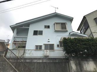 屋根・外壁塗装/棟板金交換工事(シリコンプラン)