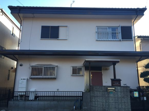 屋根・外壁塗装工事(シリコンプラン)厚木市まつかげ台 F様邸