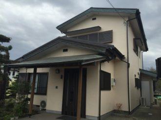 屋根・外壁塗装/一部屋根重ね葺き工事(ピュアアクリルプラン)