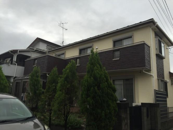 外壁塗装/屋根重ね葺き工事(遮熱ハイクラスシリコンプラン)