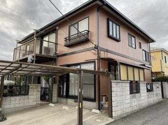 屋根・外壁塗装工事(遮熱フッ素プラン)
