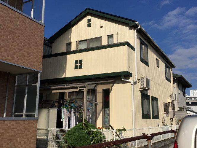 屋根・外壁塗装工事(遮熱フッ素&ピュアアクリルプラン)厚木市岡田 K様邸