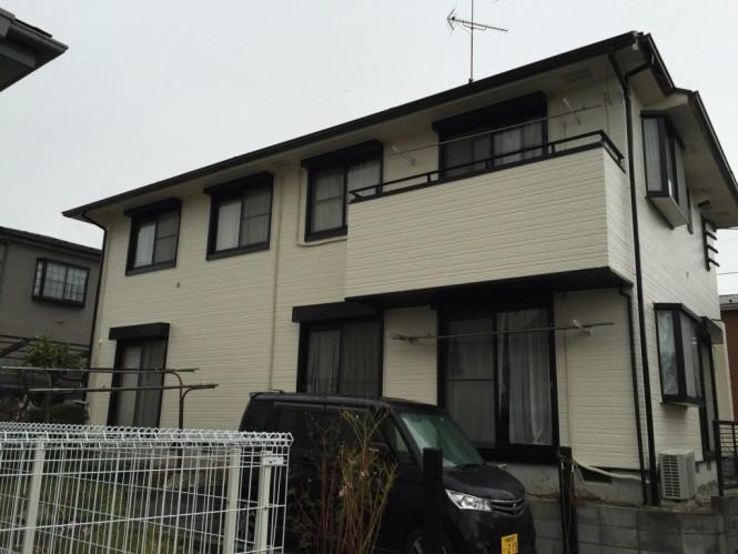 屋根・外壁塗装工事(ピュアアクリルプラン)