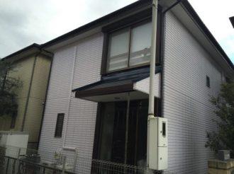 屋根・外壁塗装/棟板金交換工事(遮熱フッ素&ピュアアクリルプラン)