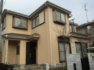 屋根・外壁塗装/破風板金工事(ハイクラスシリコンプラン)
