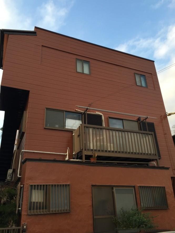 外壁塗装/一部外壁張替え・屋上防水工事(ハイクラスシリコンプラン)
