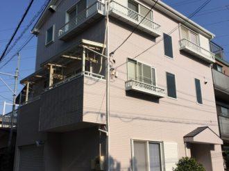 屋根・外壁塗装/駐車場補修工事(ハイクラスシリコンプラン)