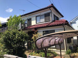 外壁塗装/雨樋交換工事(遮熱フッ素プラン)