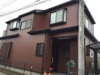 屋根・外壁塗装(遮熱フッ素プラン)