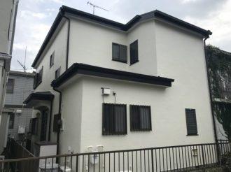 屋根・外壁塗装/棟板金交換工事