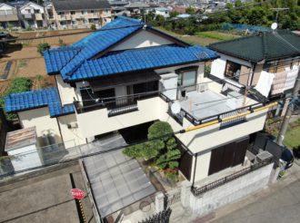 屋根・外壁塗装/樋交換・破風板金巻き工事(遮熱ハイクラスシリコンプラン)