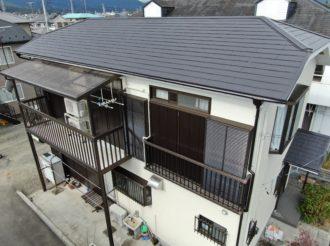 屋根・外壁塗装/棟板金交換工事(遮熱フッ素プラン)