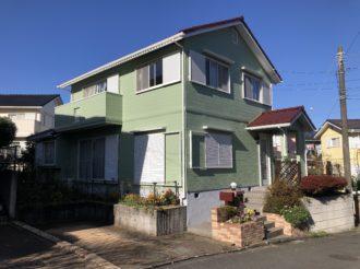 屋根・外壁塗装工事(低汚染・遮熱ハイクラスシリコンプラン)