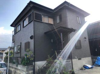 外壁塗装工事(遮熱ハイクラスシリコンプラン)