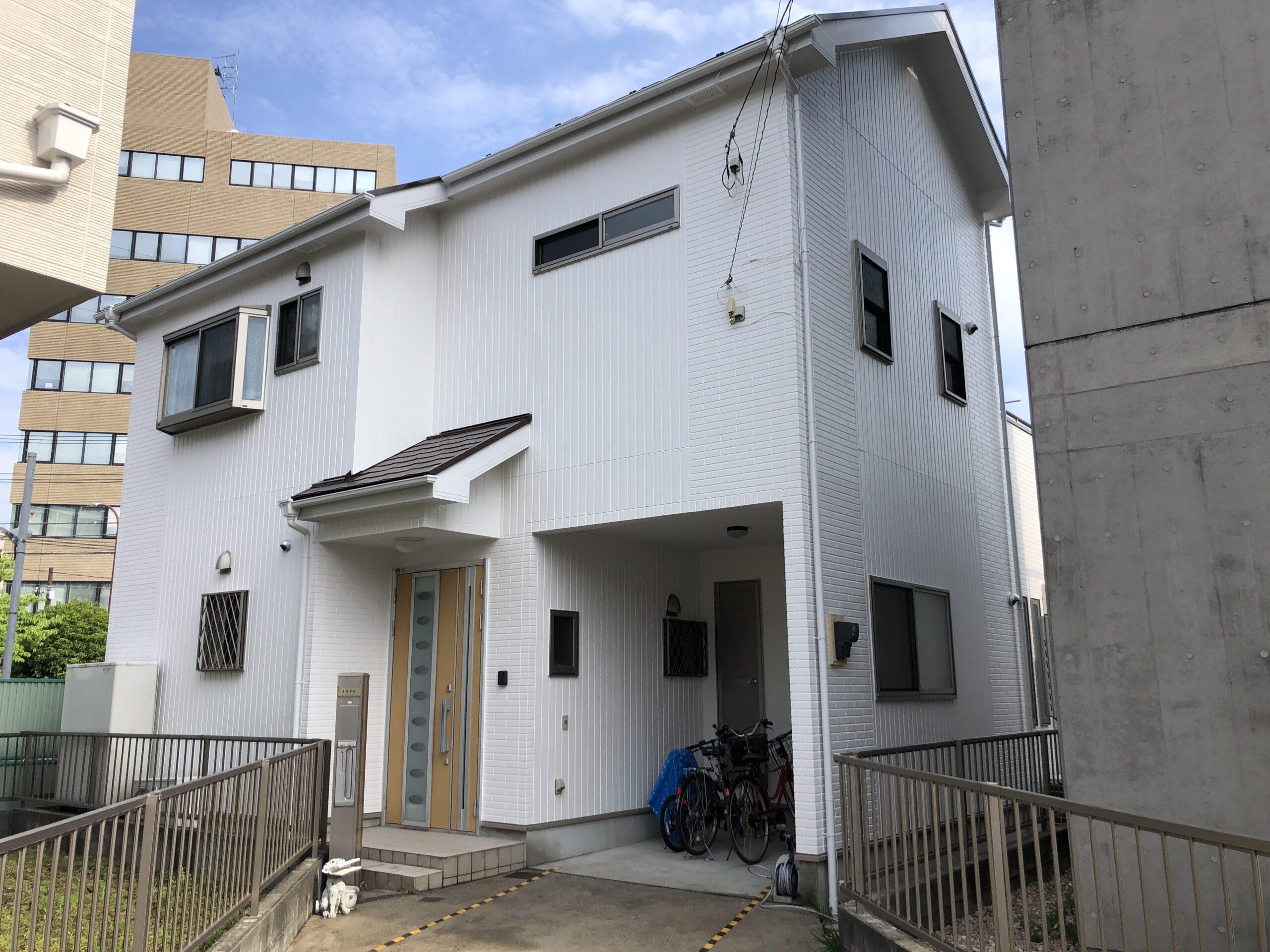 屋根・外壁塗装工事(高耐久プラン)